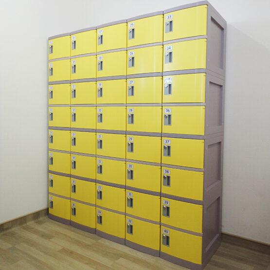 Hình ảnh tủ locker ABS dòng 8T