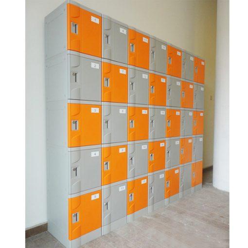 Hình tủ locker ABS dòng NS5