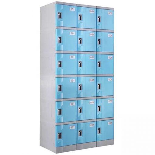 Hình ảnh tủ locker ABS dòng NS6