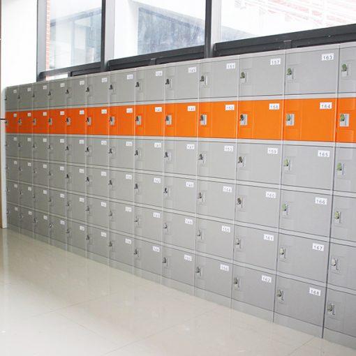 Hình tủ locker ABS dòng W300