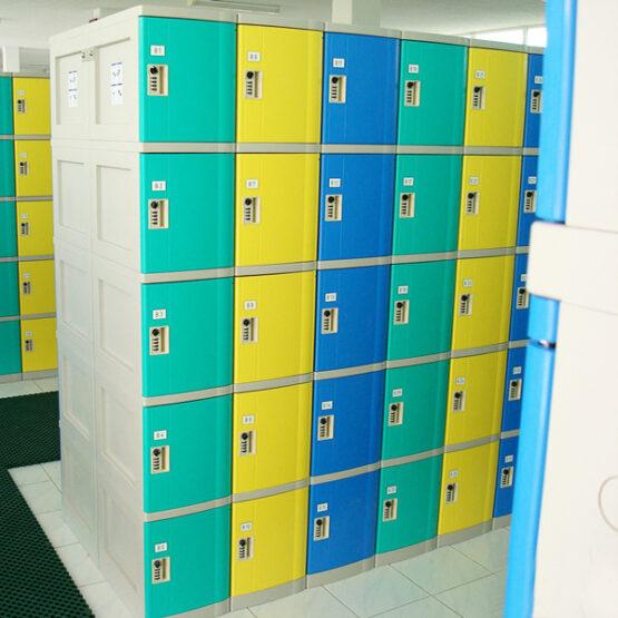Tủ locker ABS dòng 5T