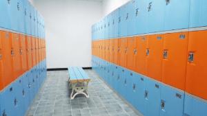 Giải pháp tủ locker cho phòng tập gym