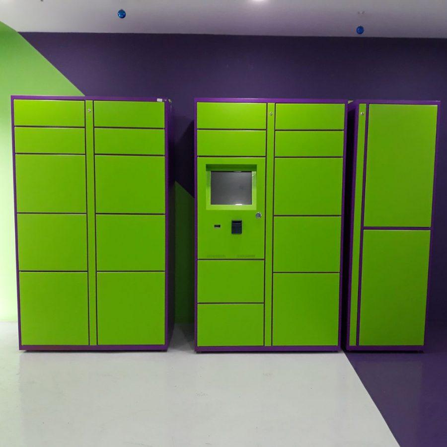Tủ Locker Thông Minh