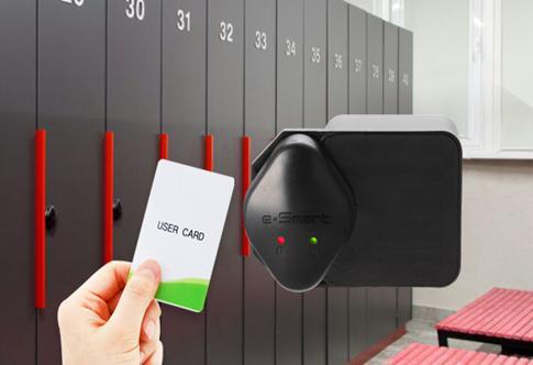 Mô hình vận hành tủ locker