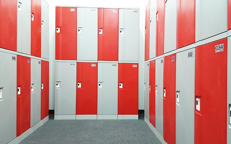 Tủ locker cho khách sạn