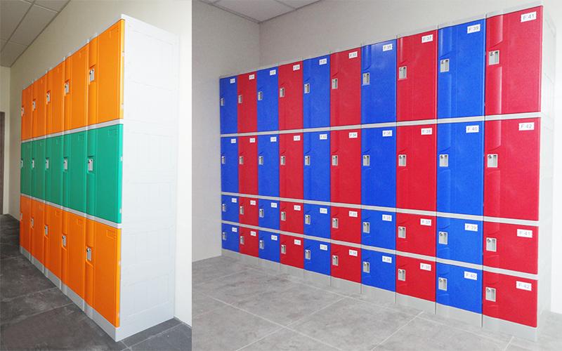 Tủ locker cho văn phòng