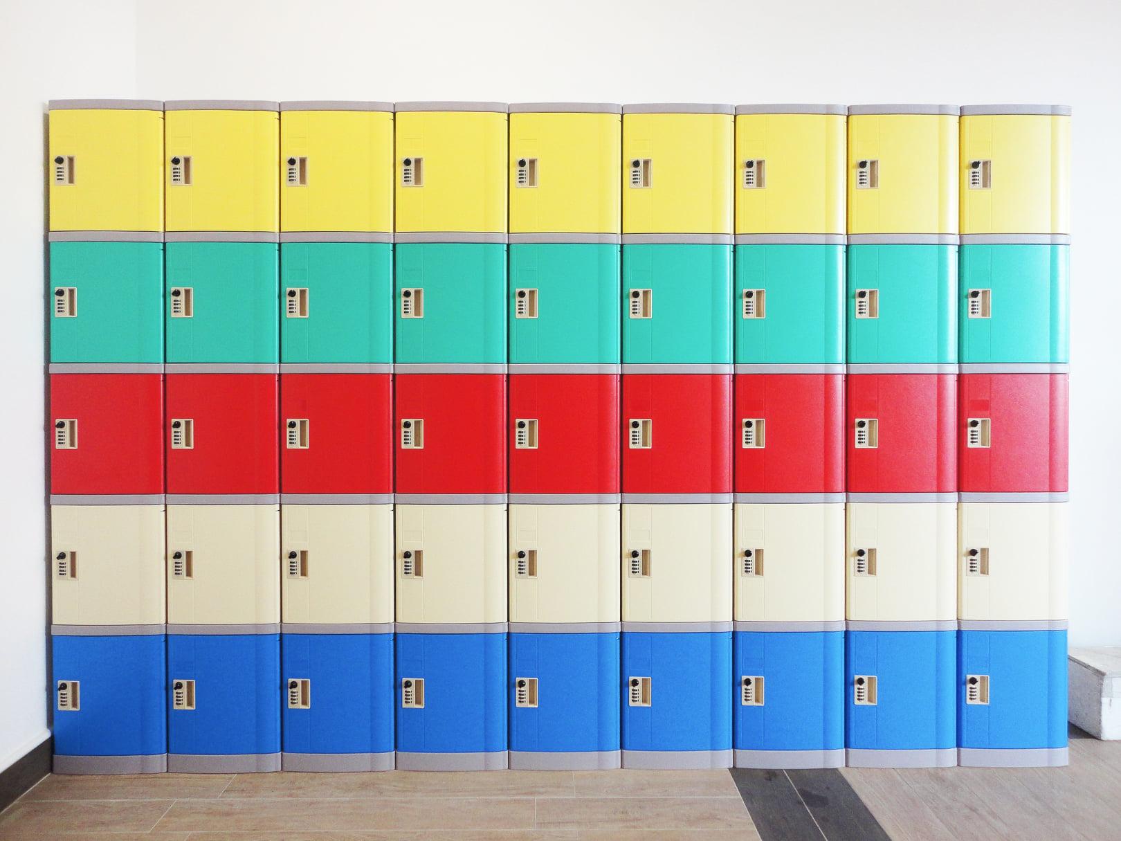 tủ locker công nhân