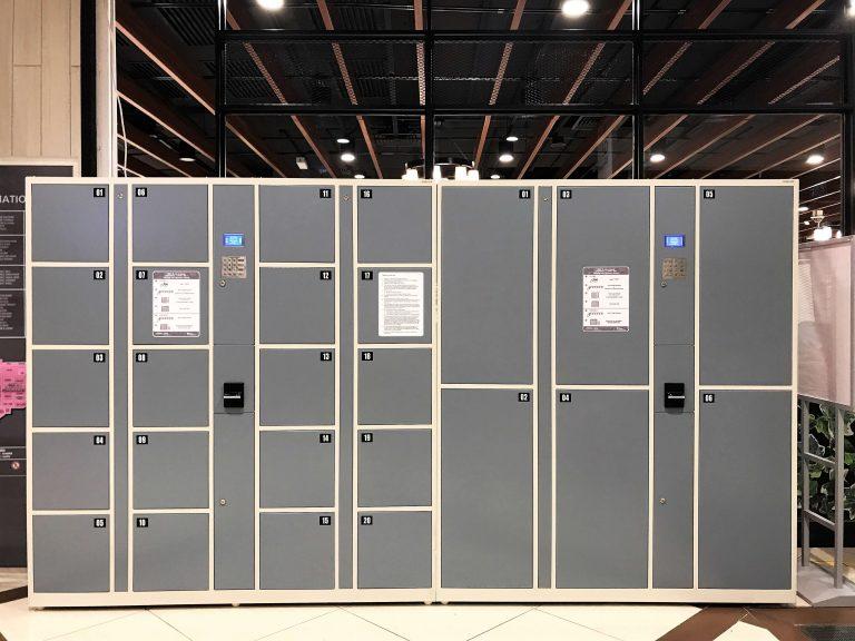 tủ locker MCU