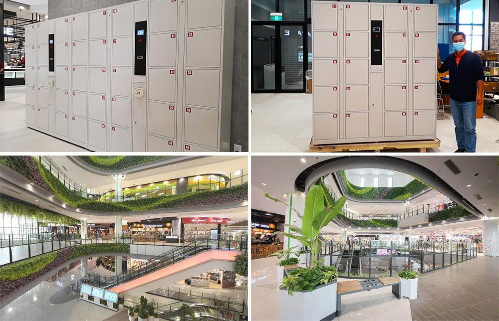 Aeon mall hai phong